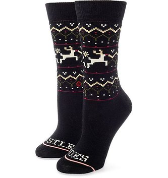 INSTANCE SOCKS GIRLS HOLIDAY SOCKS