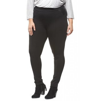 DEX JEANS BASIC PULL-ON LEGGINGS