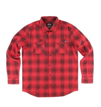 METAL MULISHA BANK FLANNEL - BOYS
