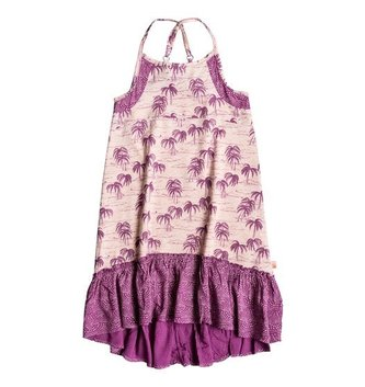 ROXY BIG LAZY PALM DRESS