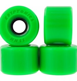 KRYPTONICS KRY-Star Trac Wheel Green