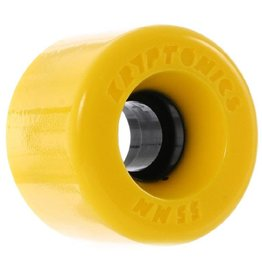 KRYPTONICS KRY-Star Trac Wheel Yellow