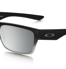 OAKLEY 91893060 : Two Face Machinist MatteBlk w/ChromeIrd