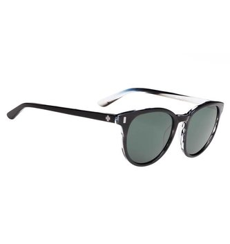 SPY OPTICS ALCATRAZ BLACK/HORN-HAPPY GREY GREEN