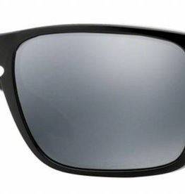 OAKLEY 9102E155 : Holbrook Polished Black w/ PRIZM Black