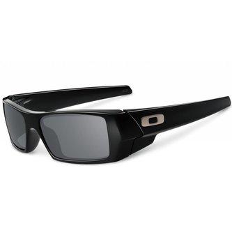 OAKLEY 03-47160 : GasCan Polished Black w/Grey