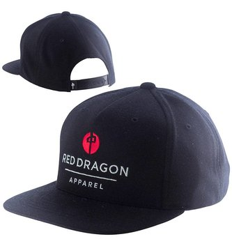 Red Dragon Apparel RDS SNAPBACK LUXURY POINT