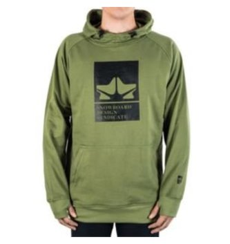 ROME SNOWBOARDS ROME RIDING PULLOVER