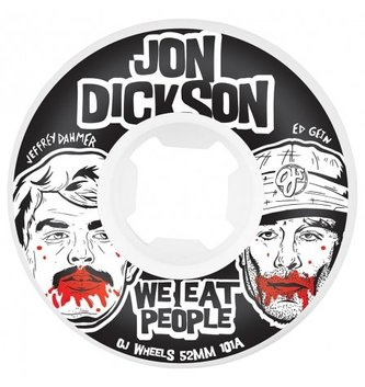 OJS WHEELS DICKSON EAT PEOPLE EZ EDGE 101A 52mm
