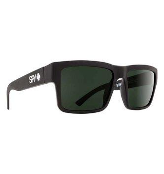 SPY OPTICS MONTANA SOFT MATTE BLACK - HAPPY GRAY GREEN