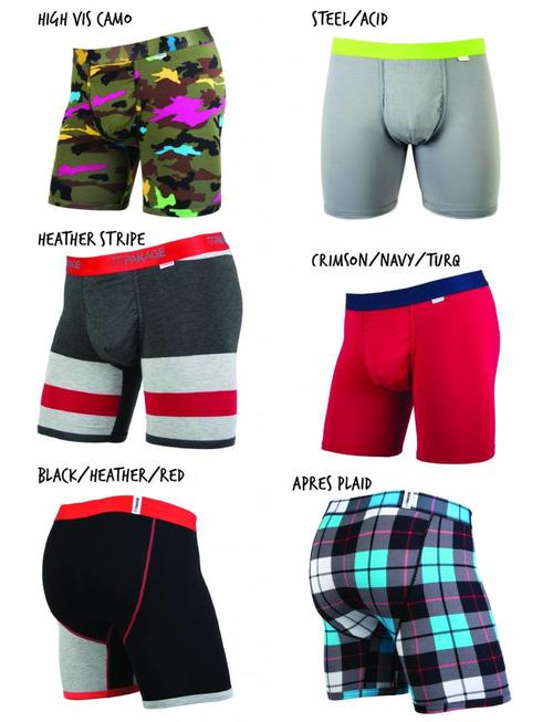 MYPAKAGE UNDERWEAR WEEKDAY BOXER BRIEF