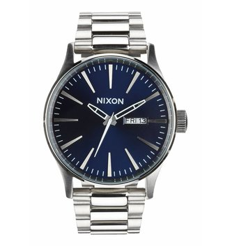 NIXON WATCHES SENTRY SS BLUE SUNRAY
