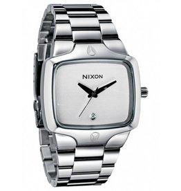 NIXON WATCHES PLAYER: WHITE