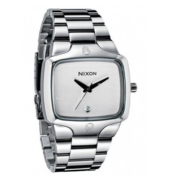 NIXON WATCHES PLAYER: WHITE