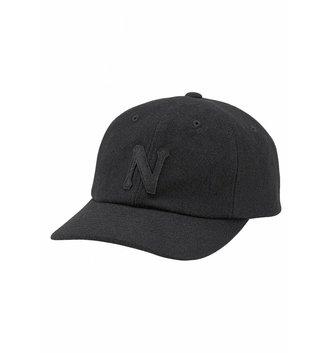 NIXON WATCHES PREP WOOL STRAPBACK HAT