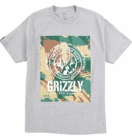 GRIZZLY GRIP GRIZZLY T-SHIRT