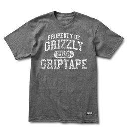GRIZZLY GRIP GRIZZLY T-SHIRT VINTAGE PROPERTY