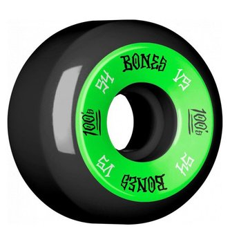BONES BONES PRICE POINT WHEELS  BONES LOGO 54MM