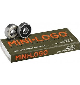 POWELL MINI LOGO BEARINGS