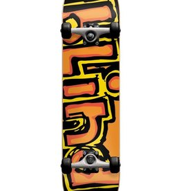 BLIND SKATEBOARDS BLD-OG Matte FP Complete Orange