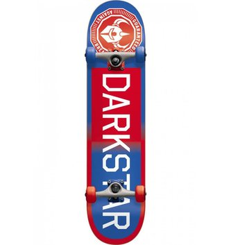 DARKSTAR SKATEBOARDS DST-Timeworks FP Complete Red/Blue