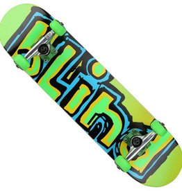 BLIND SKATEBOARDS BLD-OG Logo Fade FP Prem Comp Green/Yellow