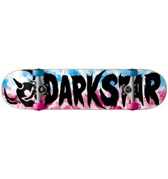 DARKSTAR SKATEBOARDS DST-Ultimate Yth FP Complete Pink/Blue