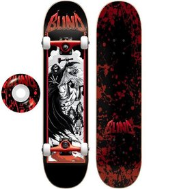 BLIND SKATEBOARDS BLD-Kill FP Premium Complete Red