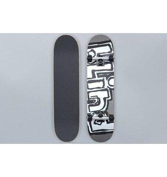 BLIND SKATEBOARDS BLD-Matte OG Logo Yth FP Comp Silver