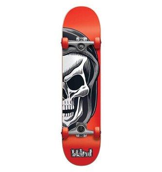 BLIND SKATEBOARDS BLD-Reaper Split Youth Comp Red