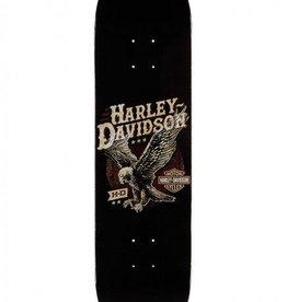 DARKSTAR SKATEBOARDS DST-Harley-Davidson Flight H Black