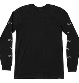 RVCA Brand Stack Long Sleeve