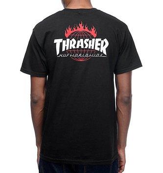 THRASHER MAGAZINE TDS T THRASHER