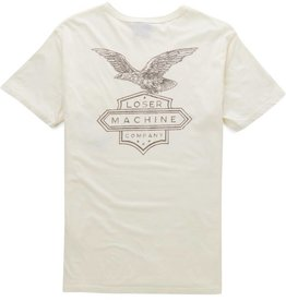 LOSER MACHINE EAGLES NEST POCKET TEE