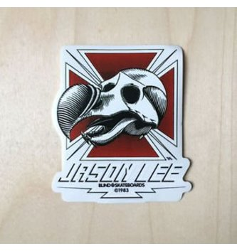 ANTI HERO HER DODO SKULL LEE STICKER