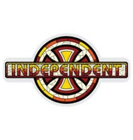 INDEPENDENT TRUCK CO. INDEPENDENT CHURCH STICKER