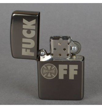 INDEPENDENT TRUCK CO. INDEPENDENT LIGHTER FUCK OFF