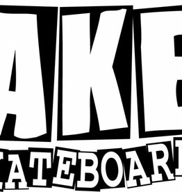 BAKER SKATEBOARDS BAKER STICKERS
