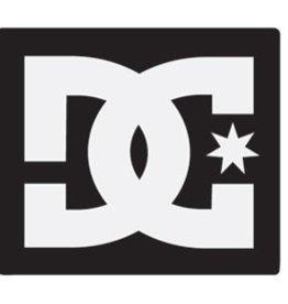 DC FOOTWEAR DC STAR STICKER