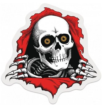 POWELL POWELL PERALTA STICKER - RIPPER