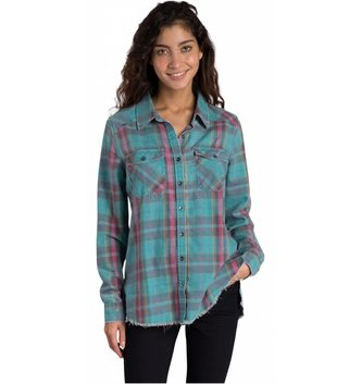 BILLABONG FLANNEL FRENZY G505GFLA
