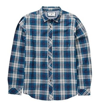 BILLABONG BOYS JACKSON FLANNEL B512GJAC