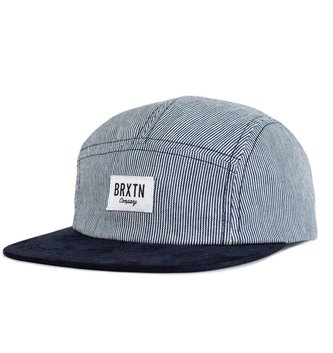 BRIXTON HOOVER 5 PANEL CAP