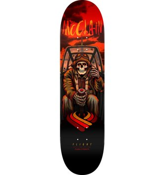 POWELL POWELL PERALTA DECK - FLIGHT MCCLAIN PILOT SHAPE 243 (8.25)