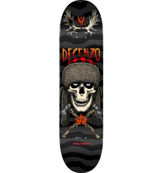 POWELL POWELL PERALTA DECK - FLIGHT DECENZO TRAPPER SHAPE 248 (8.25)