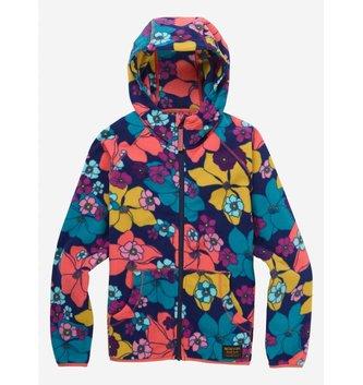 BURTON SNOWBOARDS Spark Full-Zip Fleece Hoodie