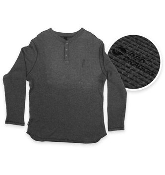 Red Dragon Apparel RDS L/S HENLEY TOWER