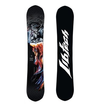 LIB TECH SNOWBOARDS HOT KNIFE C3