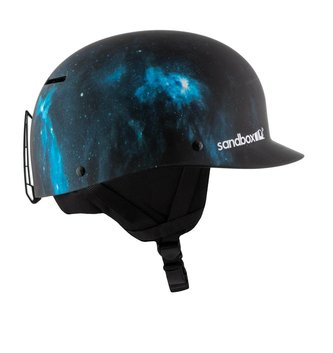 SANDBOX CLASSIC 2.0 SNOW HELMET SPACED OUT (MATTE)