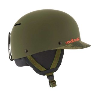 SANDBOX CLASSIC 2.0 SNOW HELMET JUNGLE CAMO (MATTE)